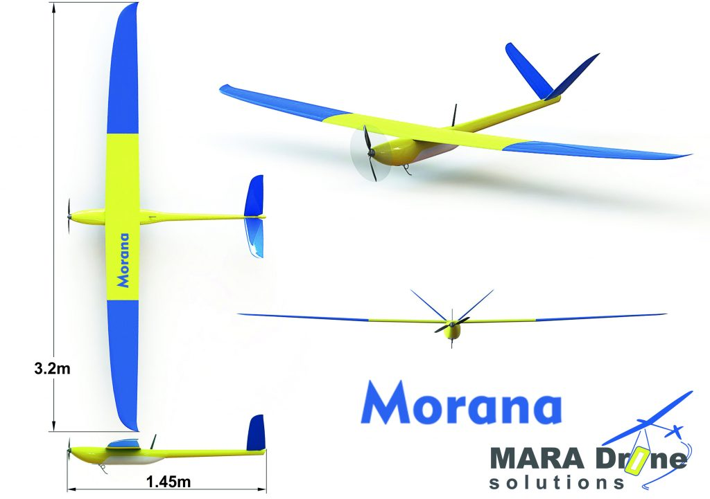 specification morana